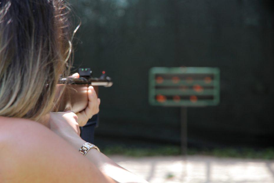 Broń pneumatyczna