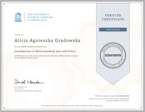 Introduction to Environmental Law and Policy