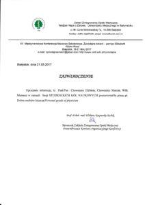 Uniwersytet Medyczny w Białymstoku - Dobra osobiste Lekarza