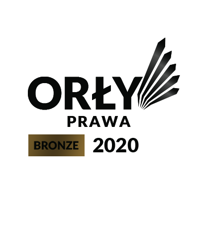 Brązowe Orły Prawa 2020