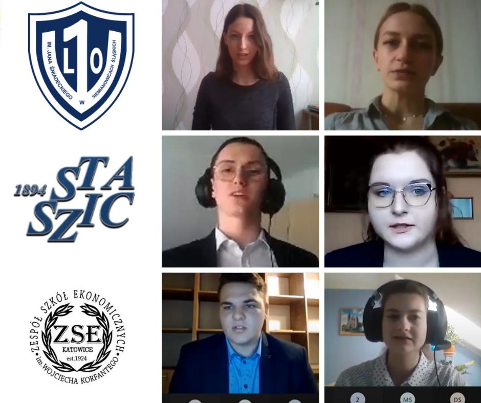 Grupa A - półfinały III. edycji Potyczek Prawnych
