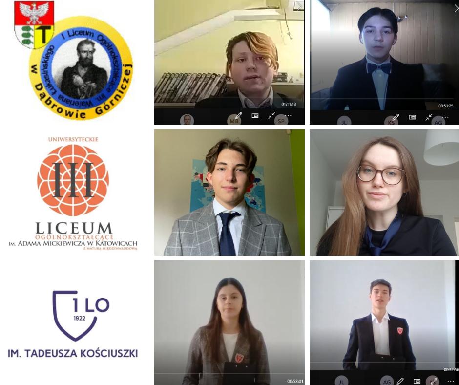 Grupa C - półfinały III. edycji Potyczek Prawnych